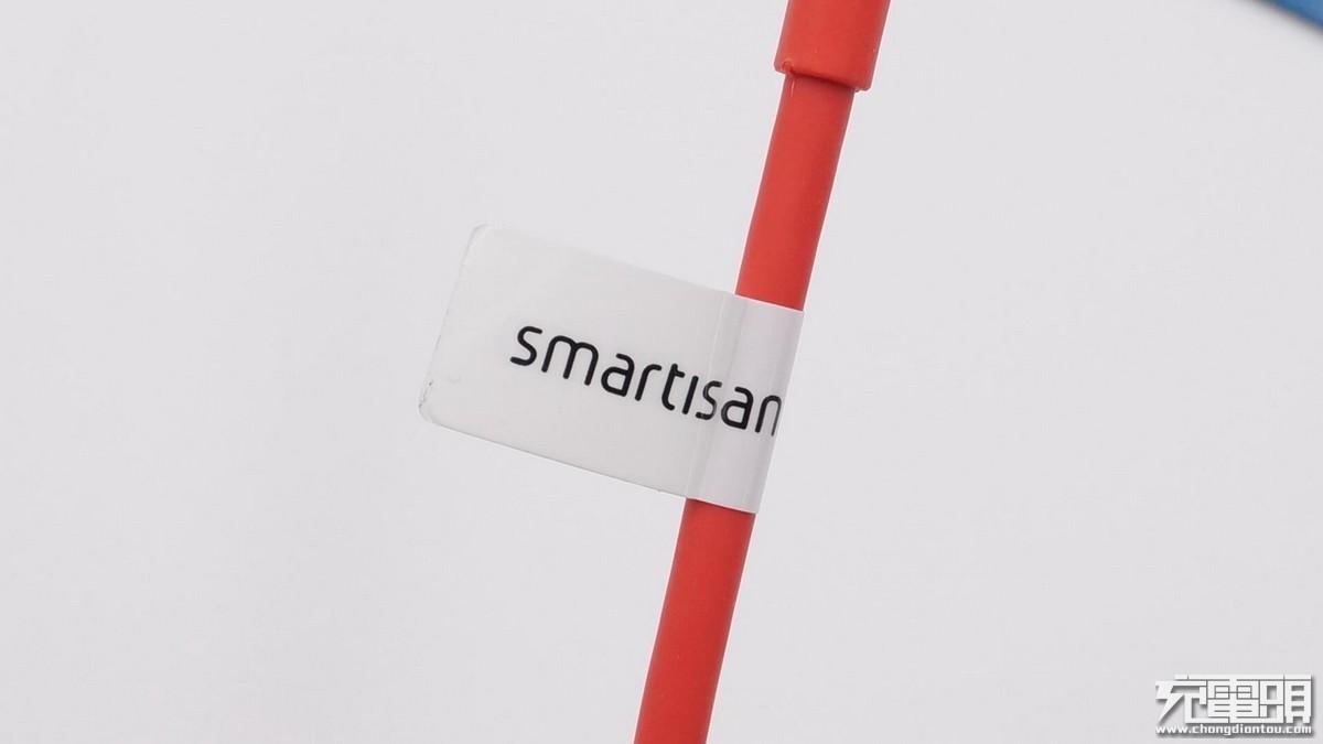 拆解报告:Smartisan坚果WP100 Type-C彩虹数据线-充电头网