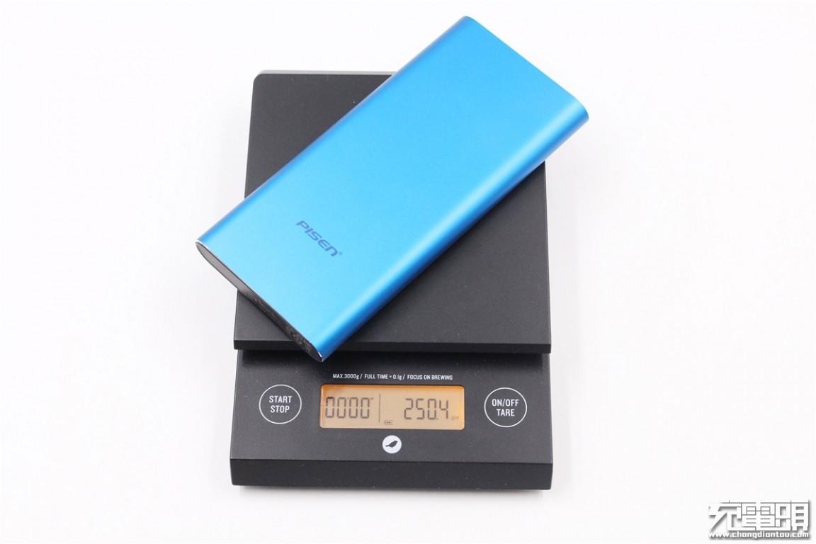 PISEN品胜USB PD移动电源TS-D245拆解-充电头网
