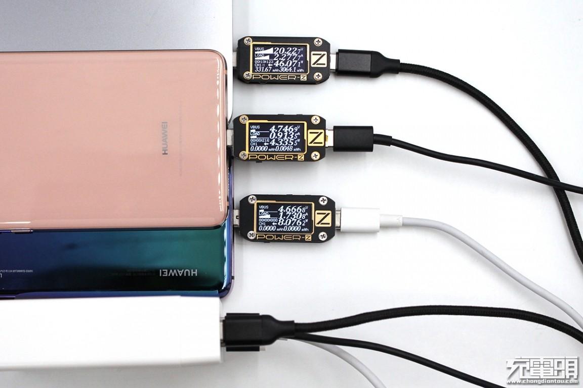 72w a c输出,网易智造4口pd快充电源适配器评测