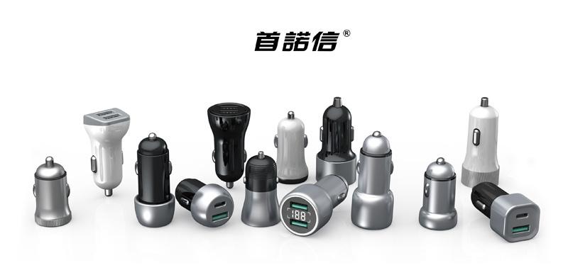 首诺信参加2019(春季)USB PD&Type-C亚洲展,展位号A24