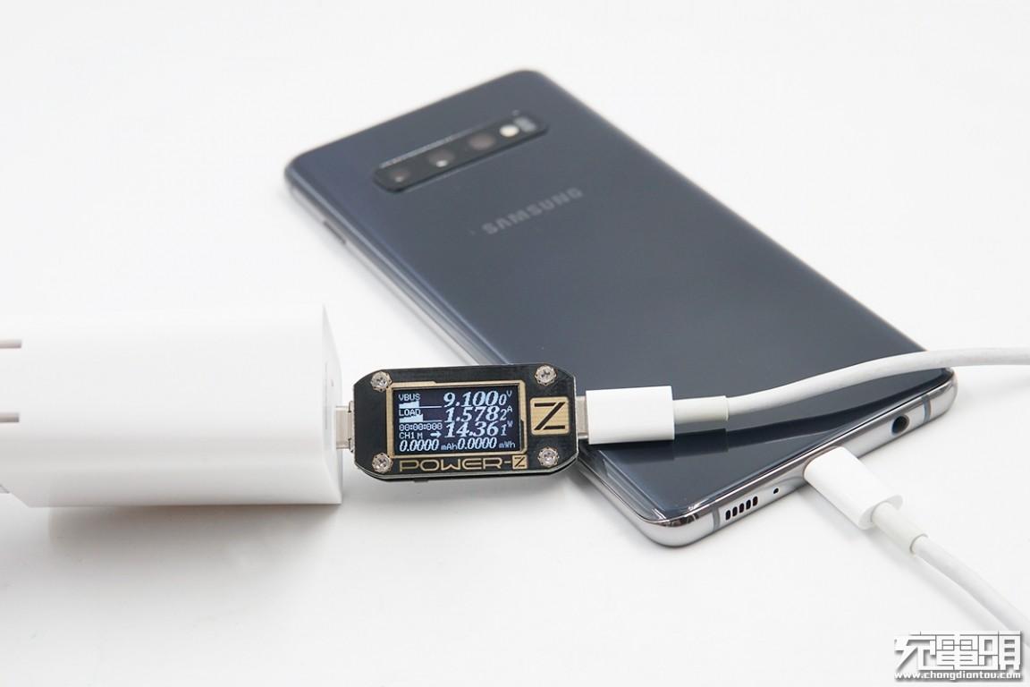 1A1C多协议快充,倍思30W PD PPS双口充电器(BS-CH905)评测-充电头网