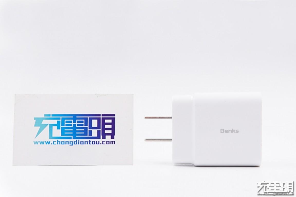Benks邦克仕18W USB PD充电器拆解-充电头网