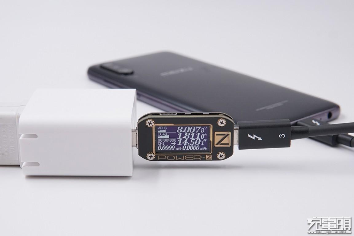 1499真香,魅族16Xs竟支持PD、PPS、QC4.0+快充-充电头网