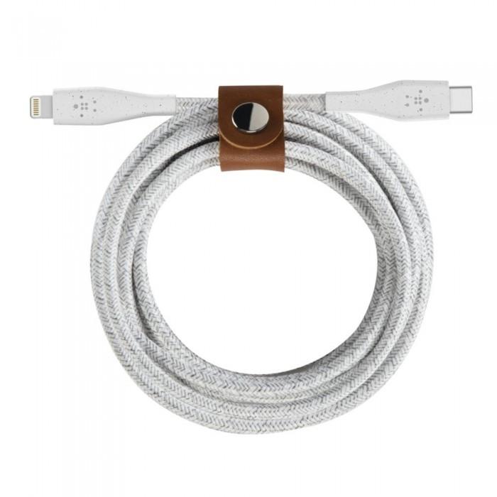 贝尔金推出DuraTek尼龙编织的Boost Charge系列充电线缆