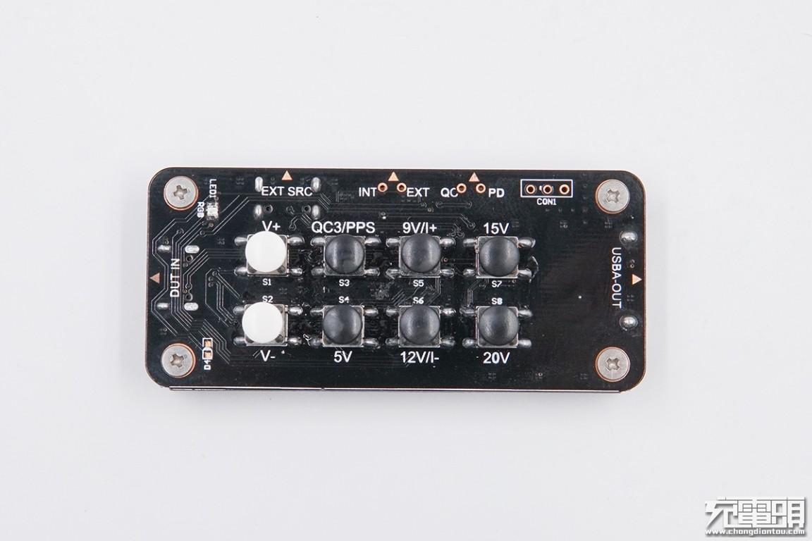 乐得瑞QC4+诱骗器LDR-PD08体验与评测