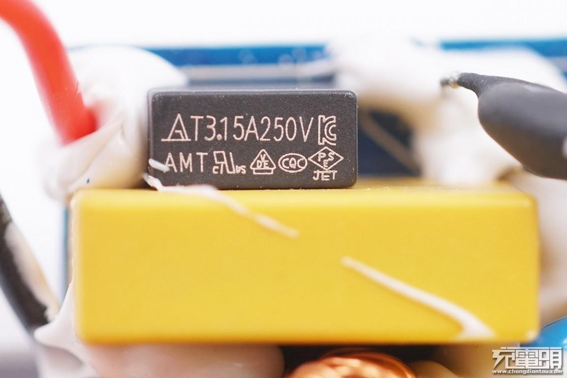 拆解报告:倍思45W USB PD快充充电器( 1A1C)-充电头网