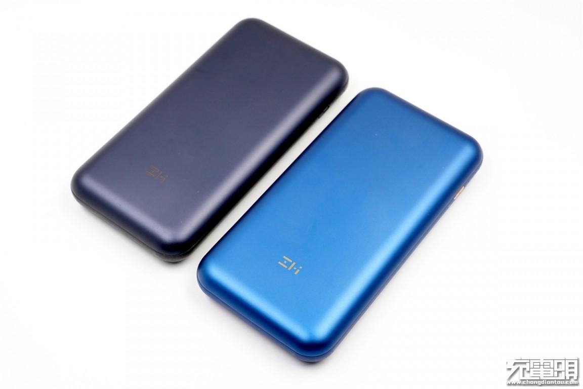 性能升级功率更大,紫米推出10号移动电源Pro-充电头网