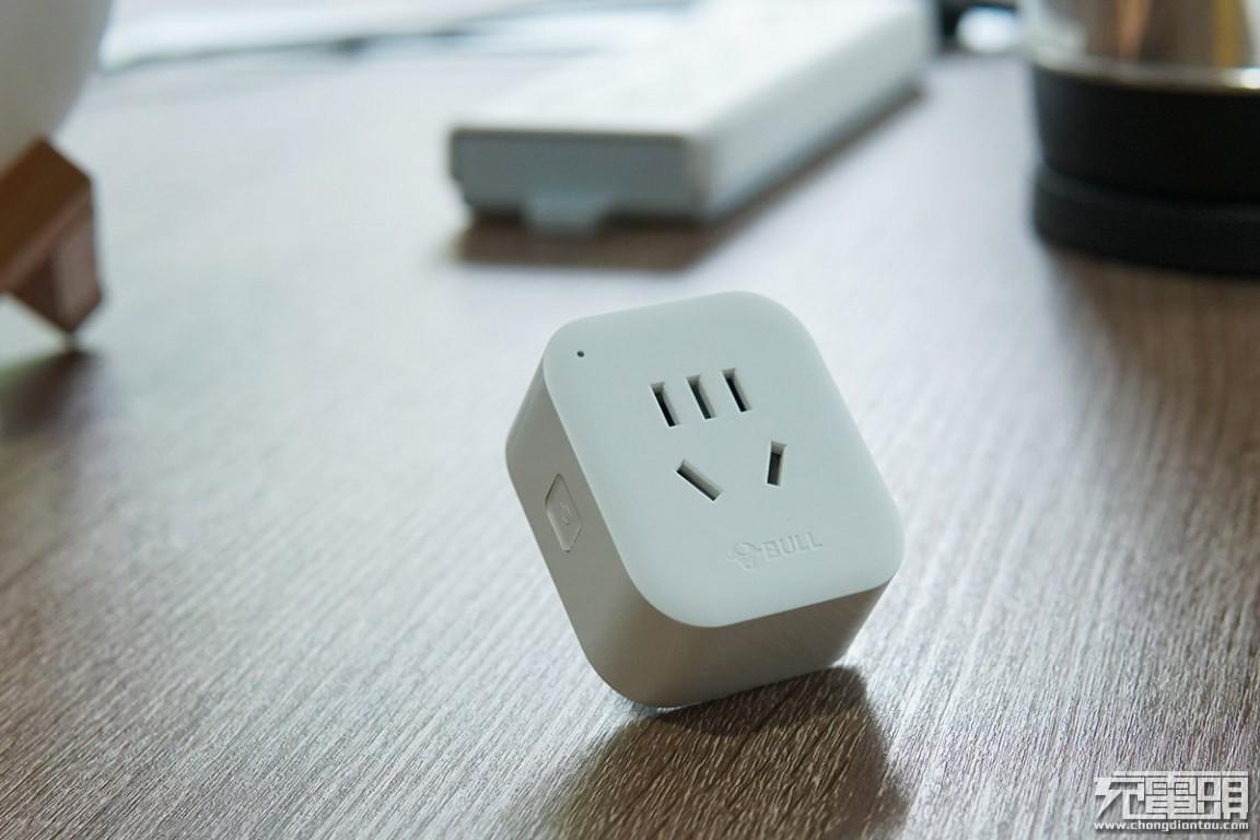千里之外一键遥控,公牛WiFi智能转换器2代(电量统计版)