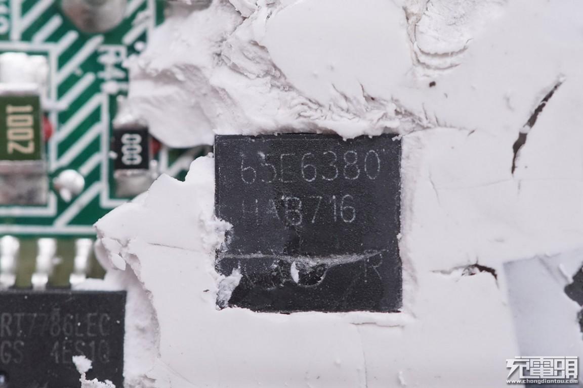 拆解报告:谷歌Pixelbook原装45W USB PD快充充电器-充电头网