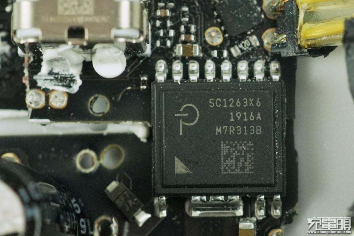 拆解报告:苹果原装18W USB PD快充充电器1695(伟创力版)-充电头网