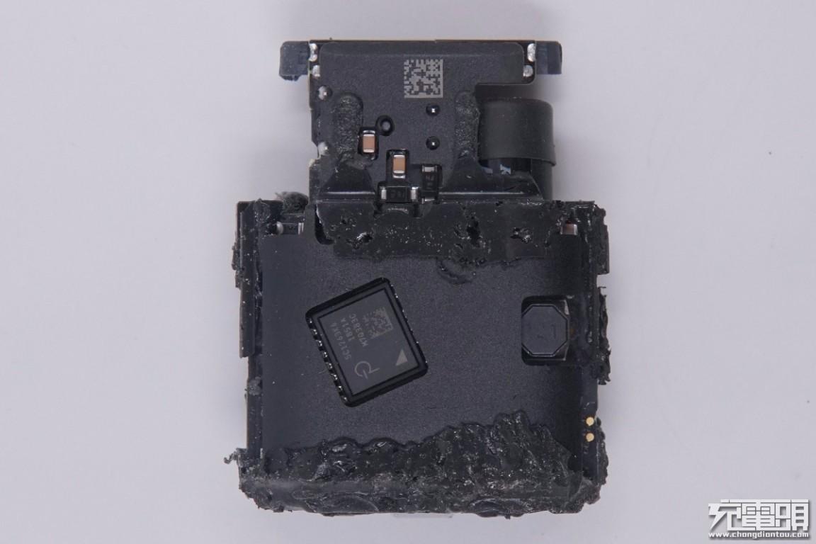 拆解报告:iPhone 11 Pro原装18W充电器A1694(韩版)-充电头网