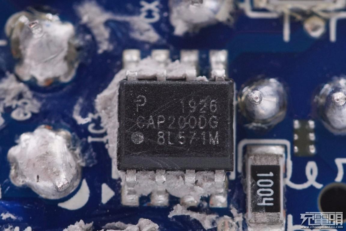 拆解报告:SAMSUNG三星原装45W USB PD快充充电器EP-TA845(美版)-充电头网