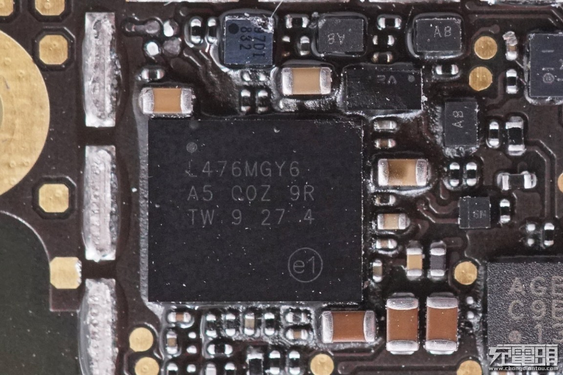 拆解报告:iPhone 11 Smart Battery Case智能电池壳(A2183)