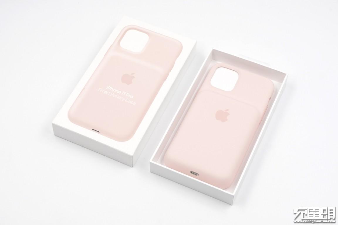 iPhone续航最佳搭档,iPhone 11 Pro Smart Battery Case开箱评测-充电头网