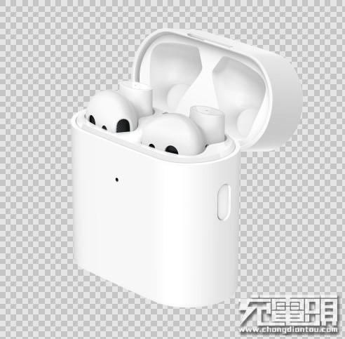 小米TWS真无线蓝牙耳机2S曝光:通过无线充电Qi认证-充电头网