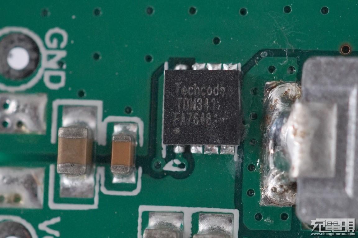 拆解报告:南孚AirCharge立式风冷无线快充(AC006)-充电头网