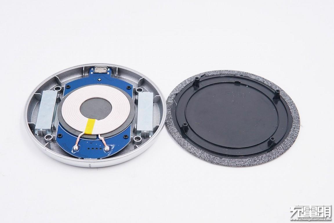 拆解报告:ventev无线充电板(FC30)-充电头网
