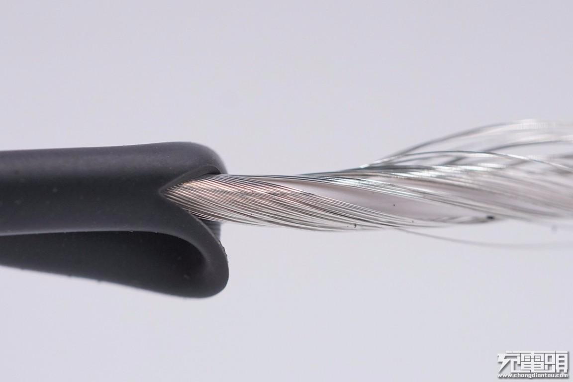 拆解报告:Lenovo联想原装方口充电线-充电头网