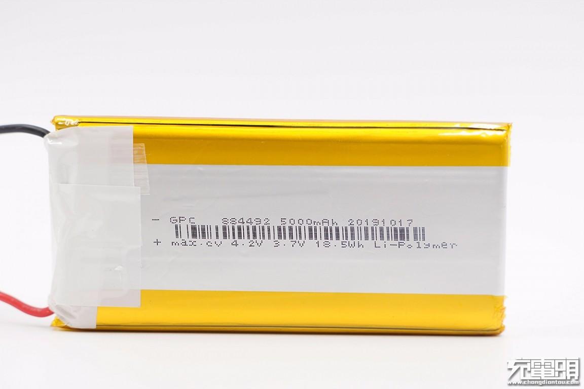 拆解报告:UGREEN绿联10000mAh 18W双向快充移动电源FB171-充电头网
