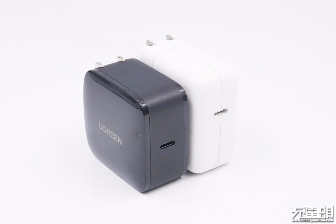 拆解报告:UGREEN绿联65W USB PD氮化镓快充充电器CD217-充电头网
