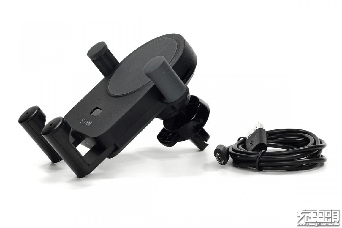 汽车未来化的第一步:车载支架无线充选购指南-充电头网