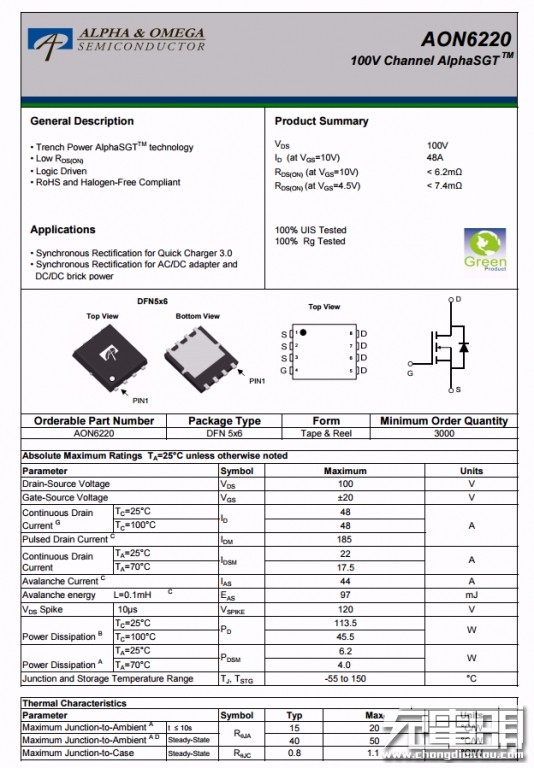 拆解报告:创富源65W 2C1A氮化镓快充充电器-充电头网