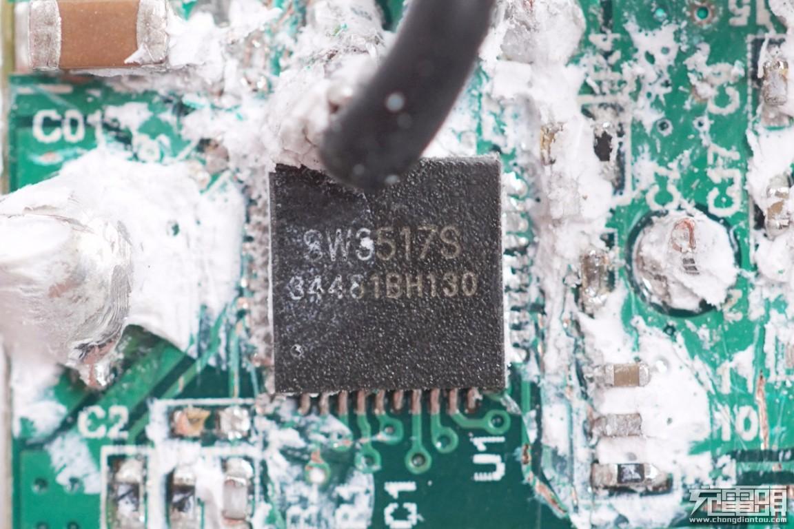 拆解报告:JOYROOM机乐堂1A1C 30W双口快充车充C-A08-充电头网