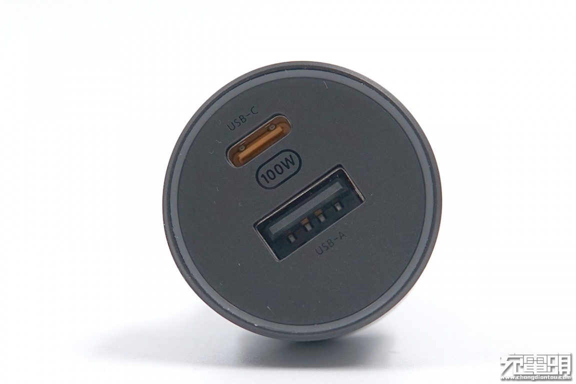 百瓦冲刺:小米100W车充评测-充电头网