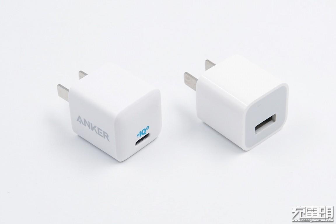 加量不加价,迎接新苹果:Anker安克 Nano 20W PD充电器评测(图11)