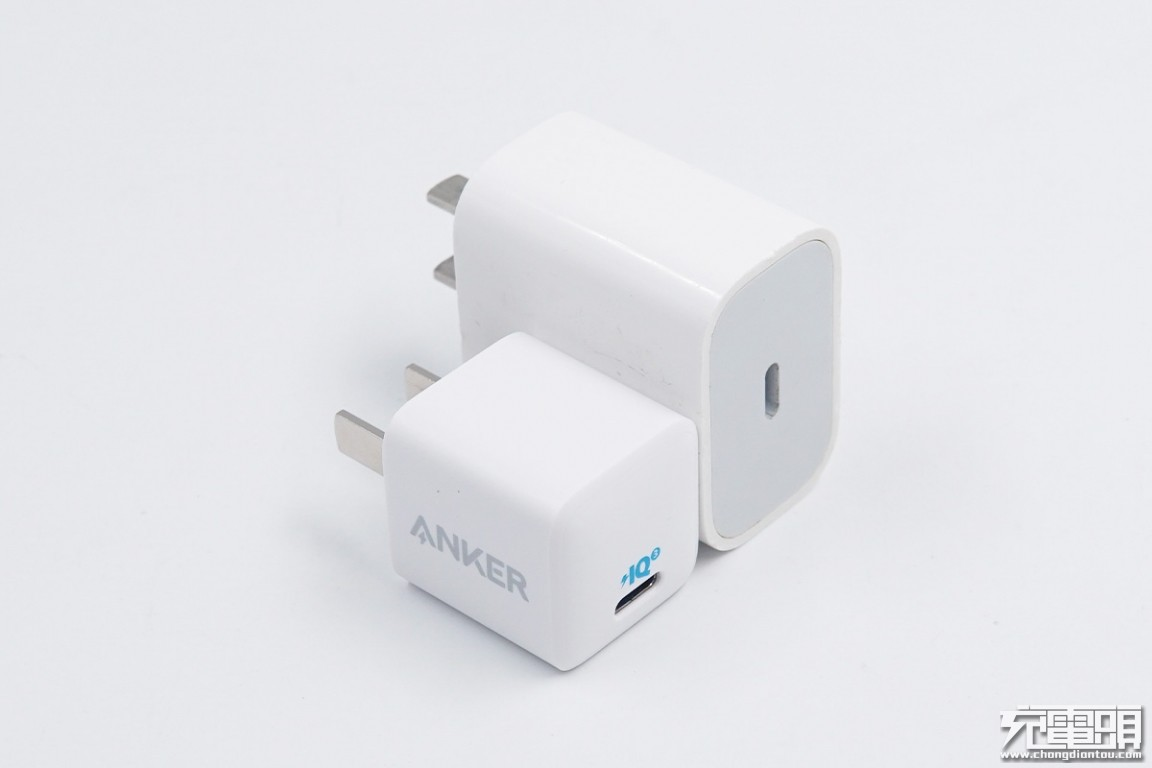 加量不加价,迎接新苹果:Anker安克 Nano 20W PD充电器评测(图12)