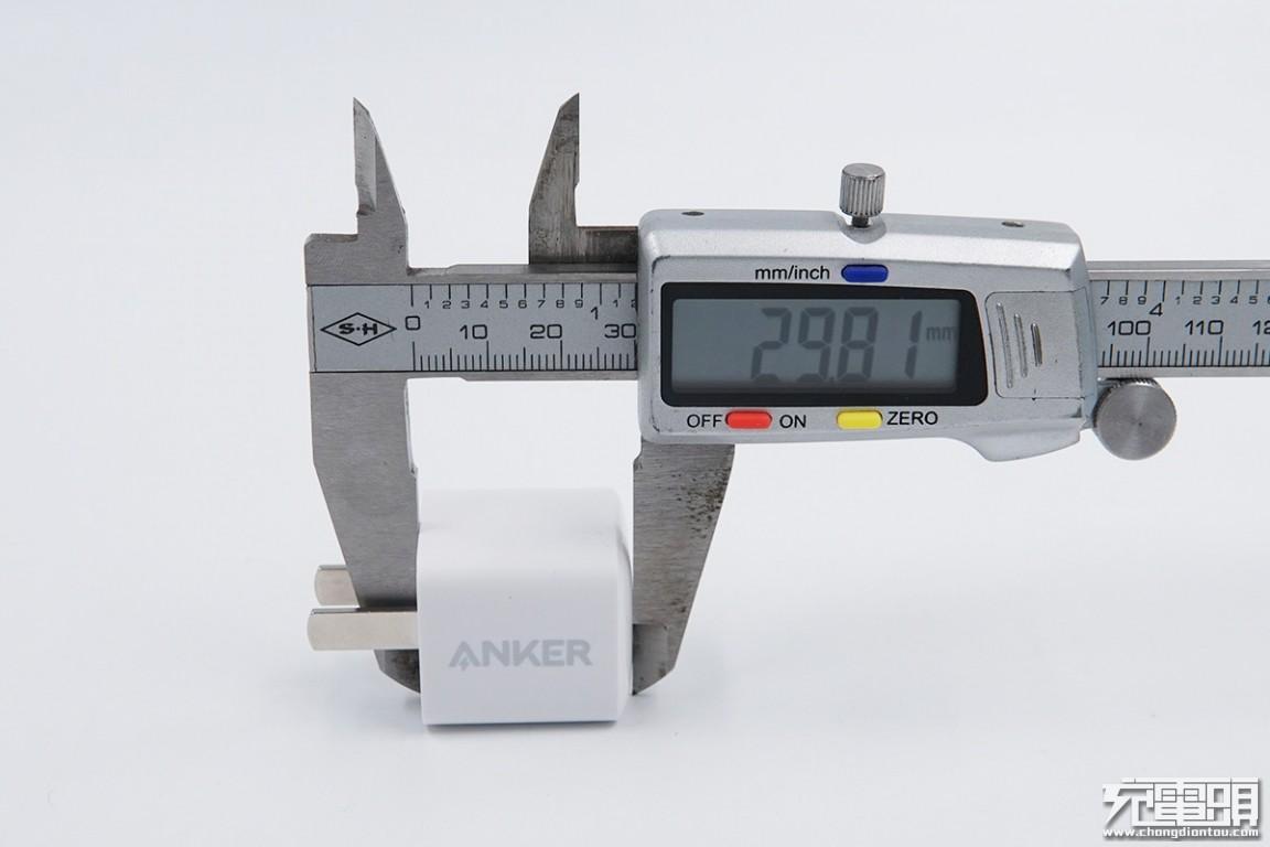 加量不加价,迎接新苹果:Anker安克 Nano 20W PD充电器评测(图16)