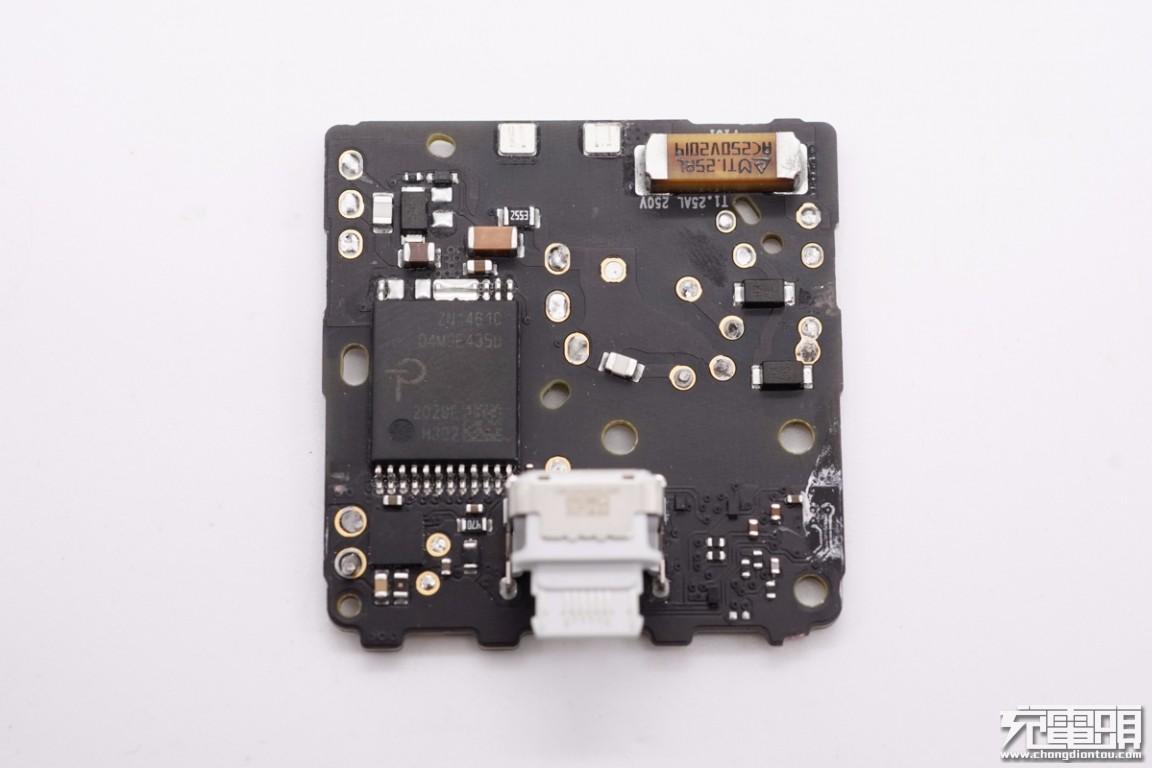 苹果原装20W PD快充拆解插图18