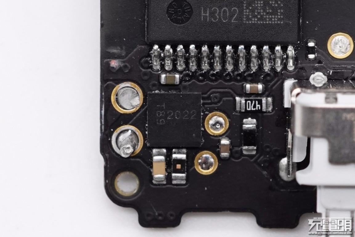 苹果原装20W PD快充拆解插图32
