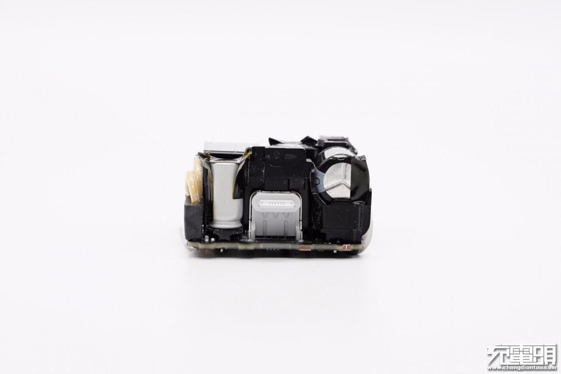 苹果原装20W PD快充拆解插图33