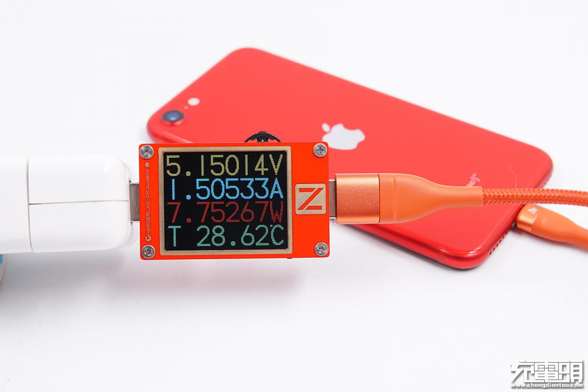 一条搞定所有接口,倍思闪速系列二拖三PD快充线评测-充电头网