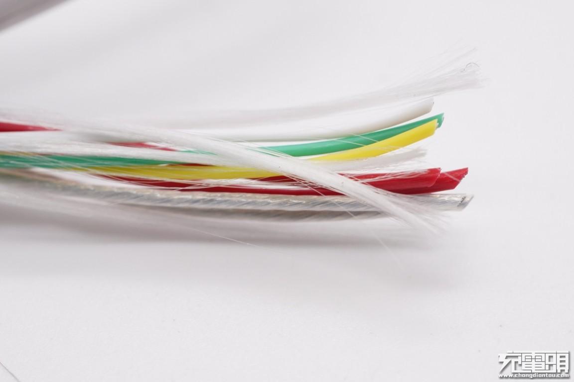 拆解报告:MI小米120W快充数据线-充电头网