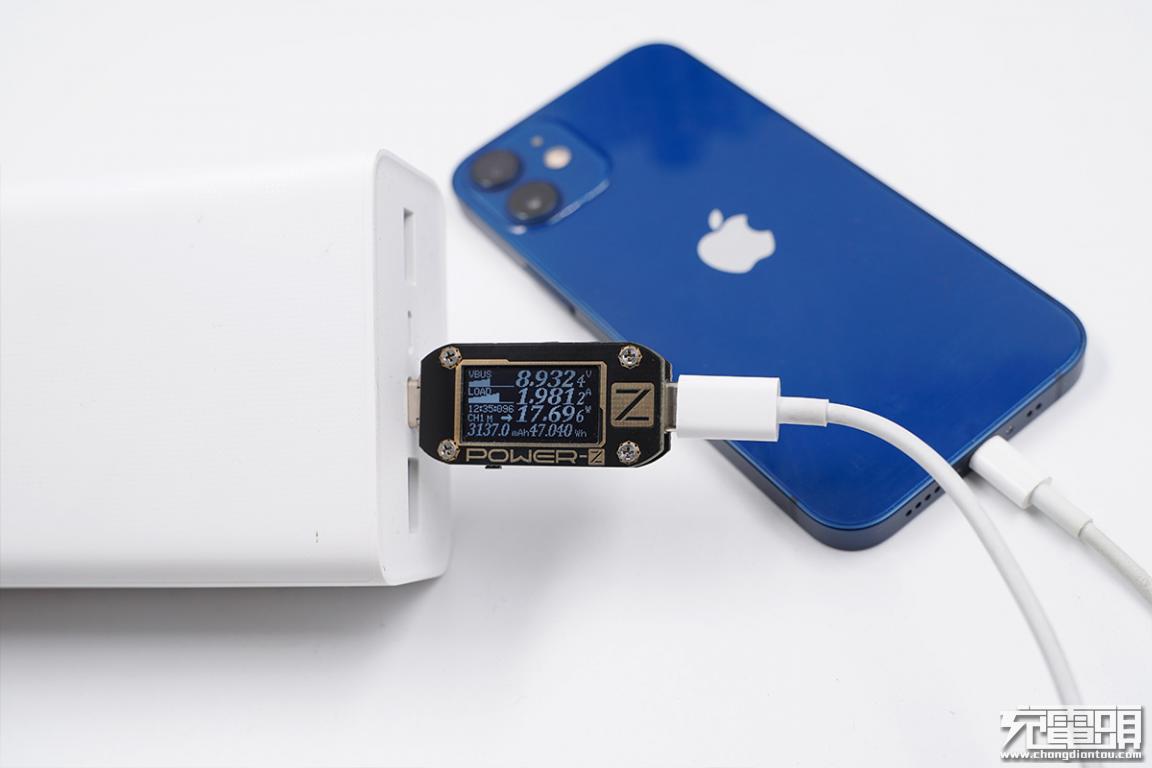 手持苹果iPhone12mini的全家桶用户,15款大容量充电宝的测试结果为你呈现-充电头网