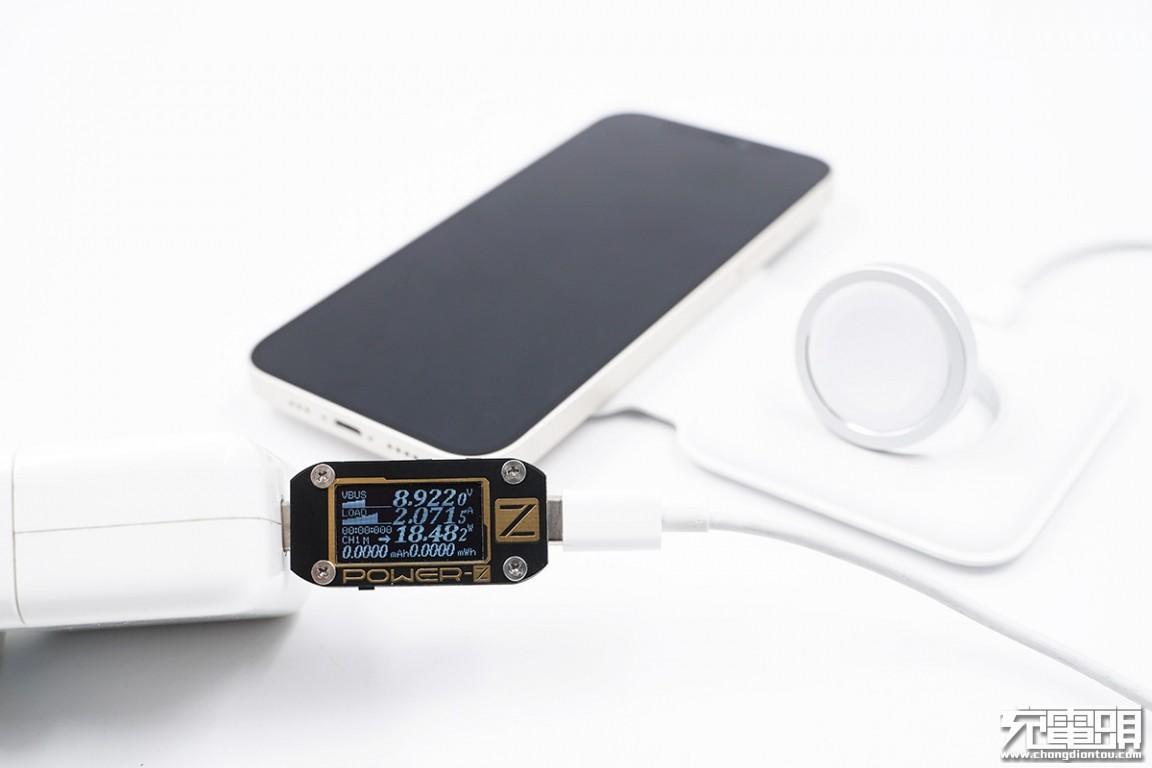 抛去价格,咱们聊点别的:MagSafe 双项充电器评测-充电头网