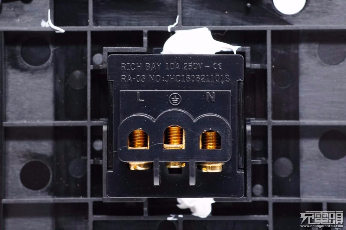 拆解报告:铂陆帝多功能便携储能电源AC30-充电头网