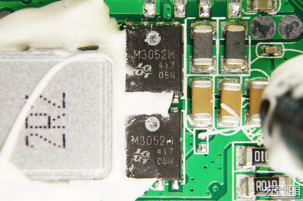 RAVpower Turbo+ Series 双向TypeC+双向QC3.0 拆解-充电头网