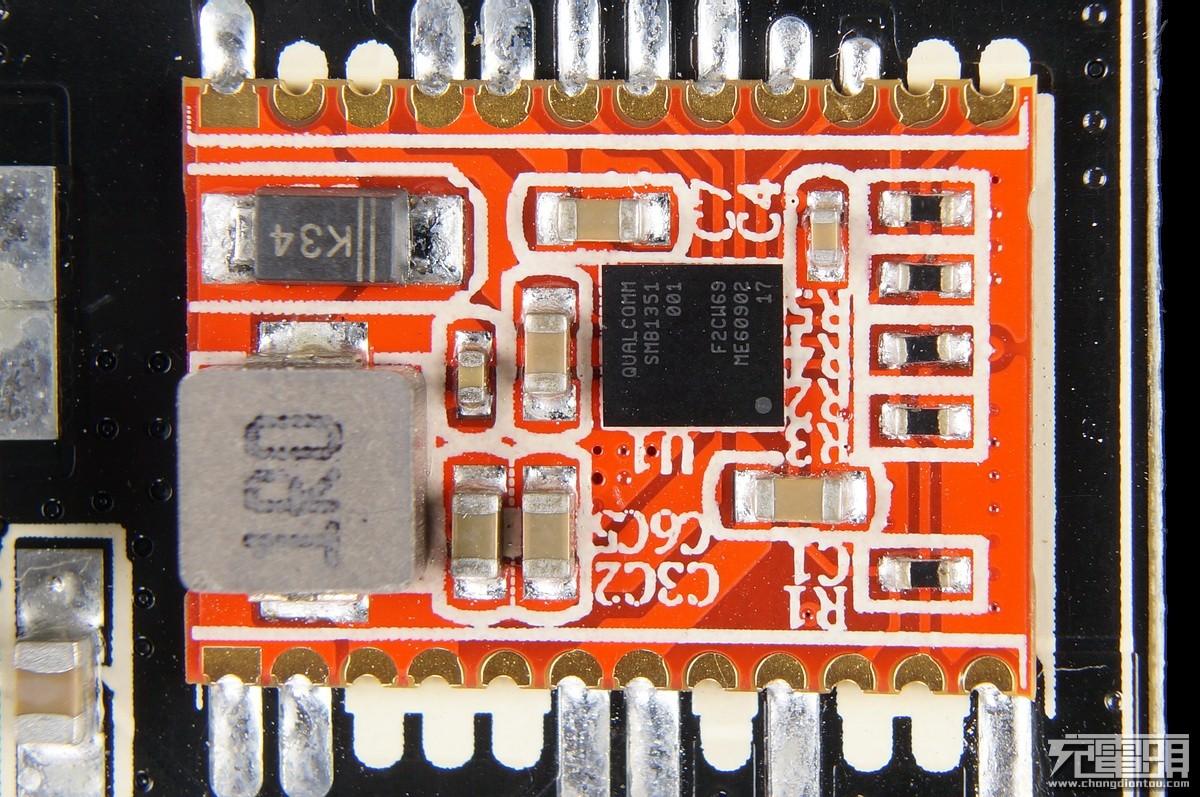 努比亚PB1001S QC3.0移动电源:评测、拆解、购买、图片、口碑-充电头网