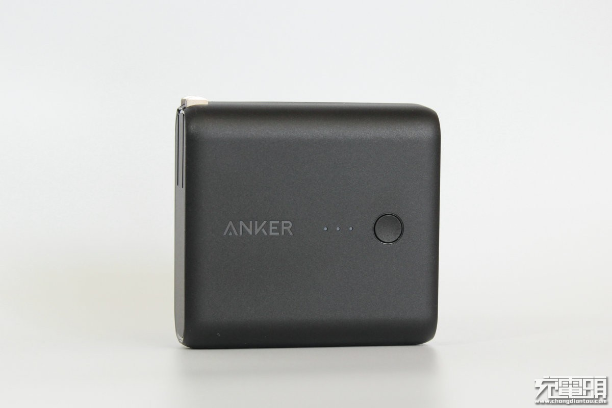 全网首拆:ANKER PowerCore Fusion二合一5000mAh超极充-充电头网