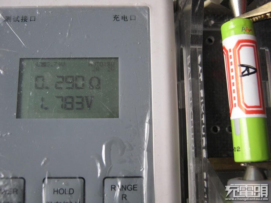 耐得住寂寞更要扛得住寒冷 耐时7号电池零下40℃的火热之心-充电头网