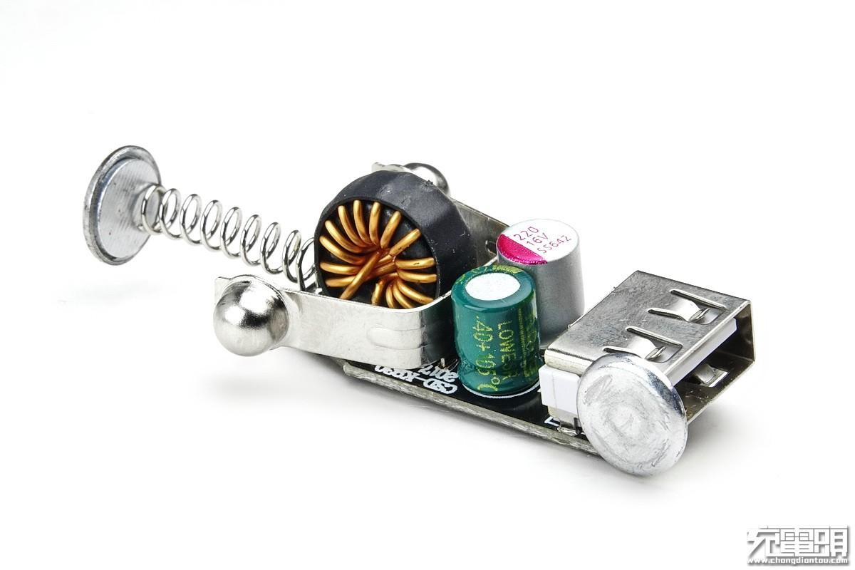 来一发吧  COSSDY卡斯迪车载快充车充测评-充电头网