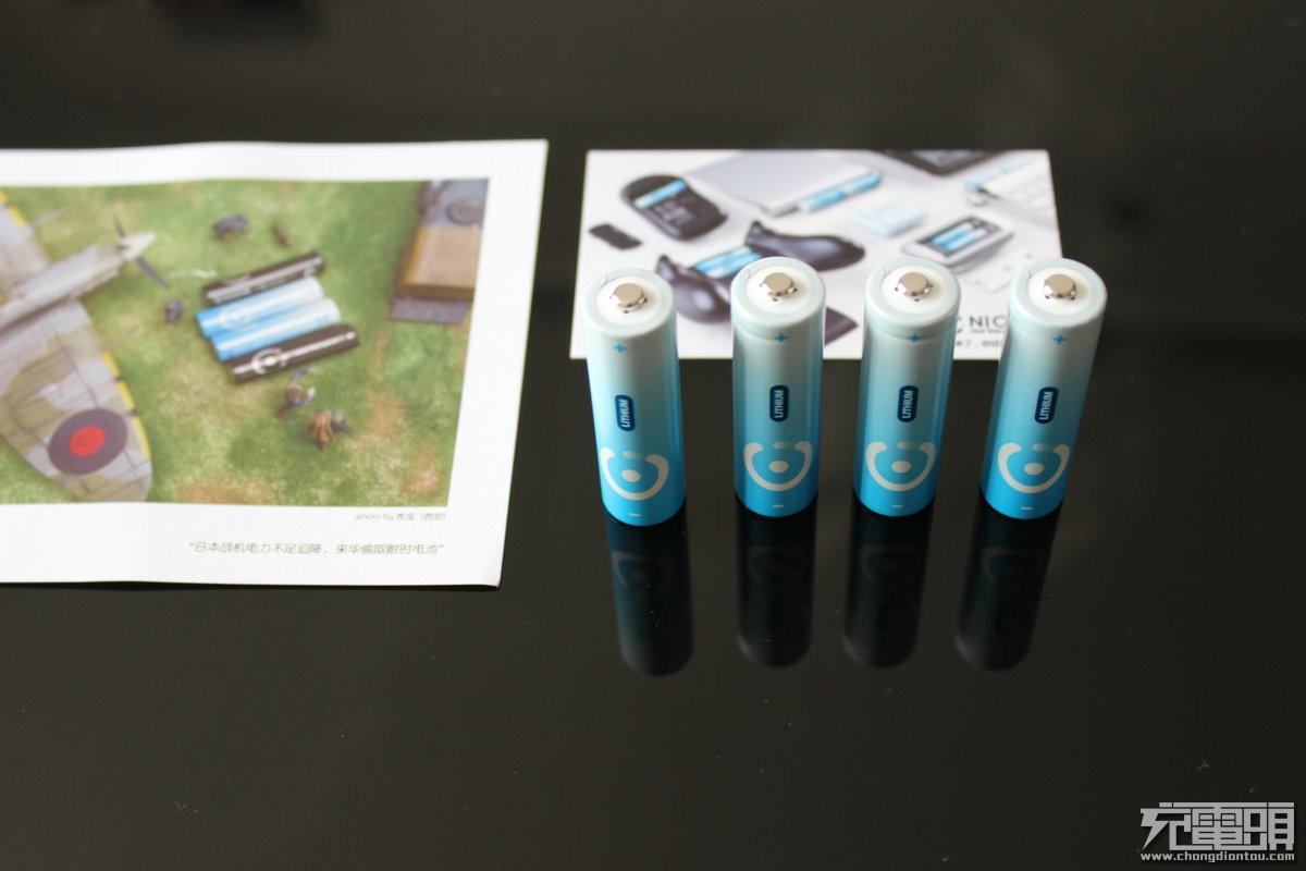 老司机韩路推荐  耐时NICE通用蓝色铁锂5号电池体验-充电头网