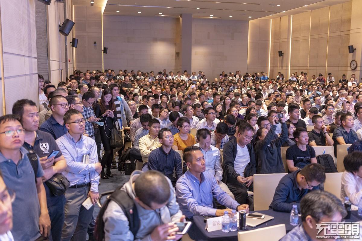 风口起飞:2018(夏季)中国无线充电产业高峰论坛精彩回顾-充电头网