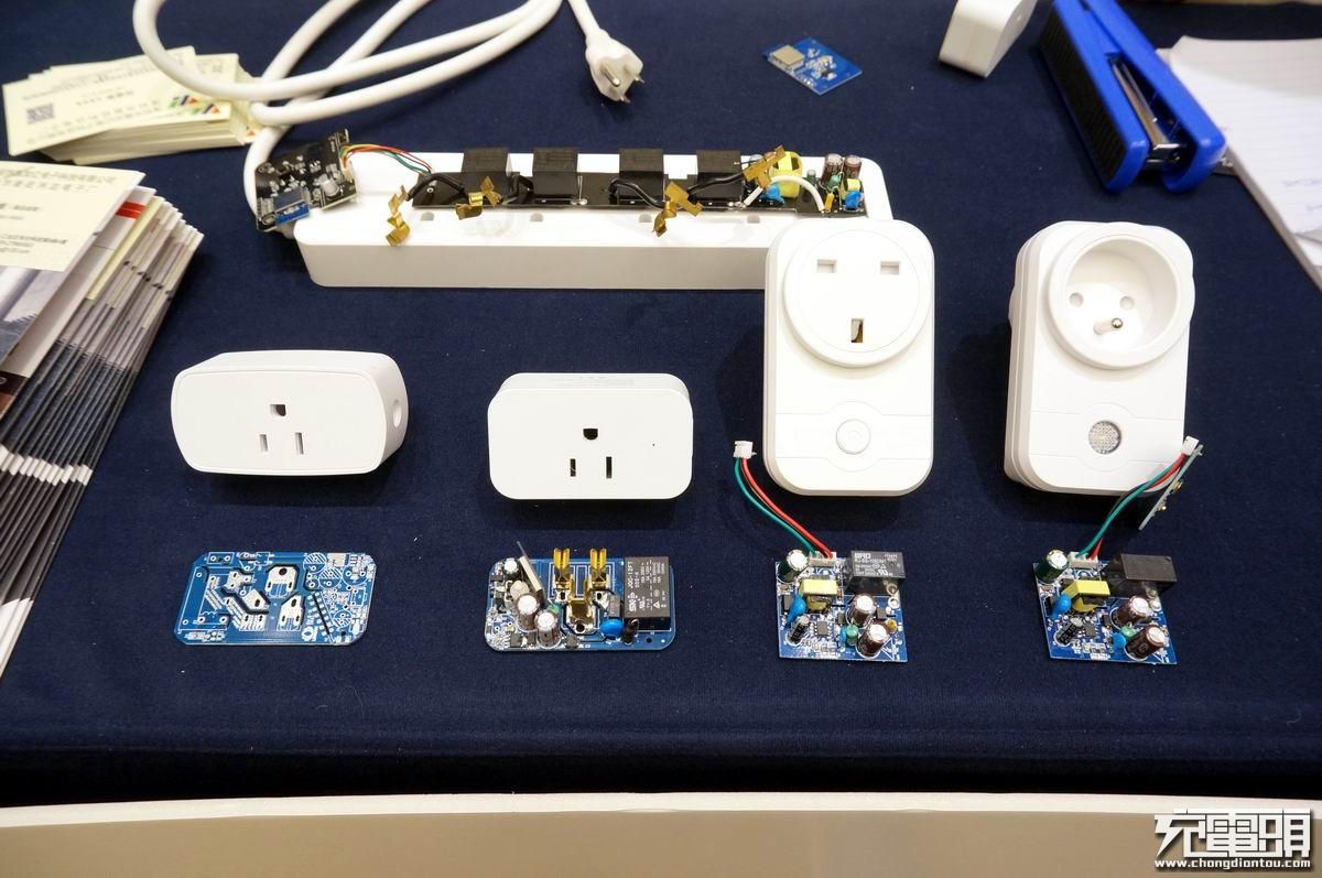 2018(夏季)中国无线充电产业高峰论坛:雅加亿展出多款无线充电设计方案和PCBA-充电头网