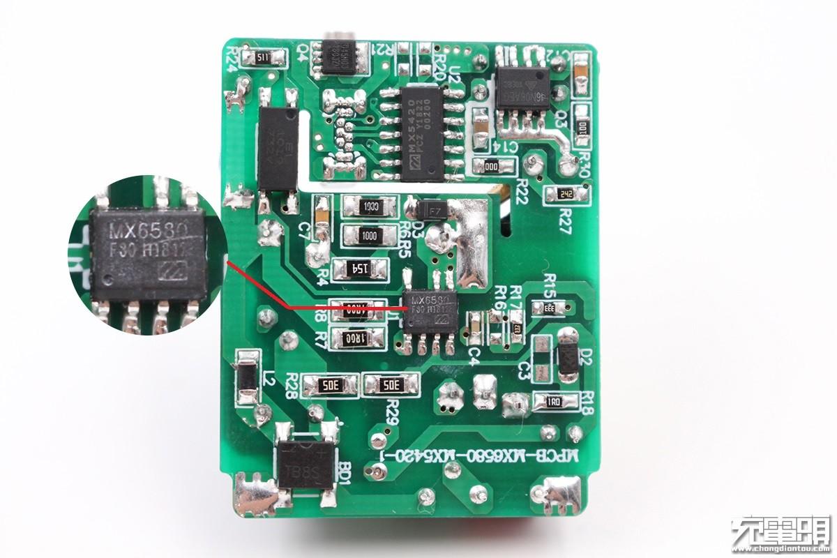 美思迪赛半导体推出超高集成度USB PD3.0接口控制芯片,兼容多种快充协议及同步整流-充电头网