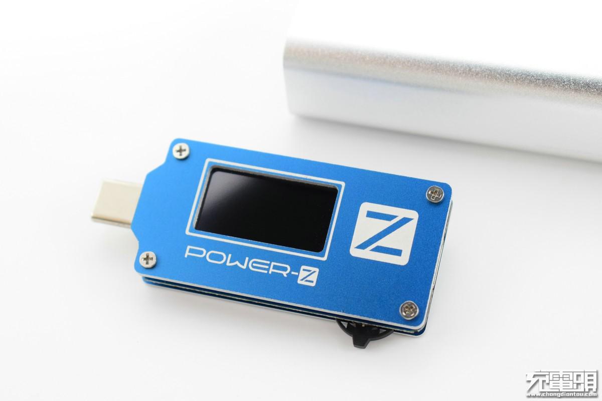USB PD测试最佳搭档  POWER-Z FL001C测试仪上手体验-充电头网