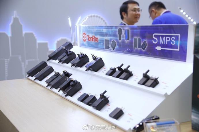 带你逛2018香港秋季电子产品展:快充篇-充电头网